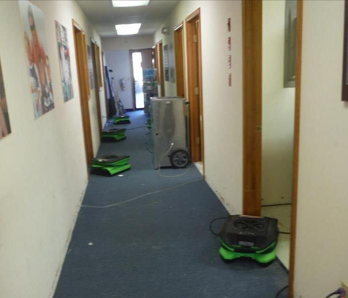 SERVPRO of Toms River Commercial Water Damage Cleanup Before