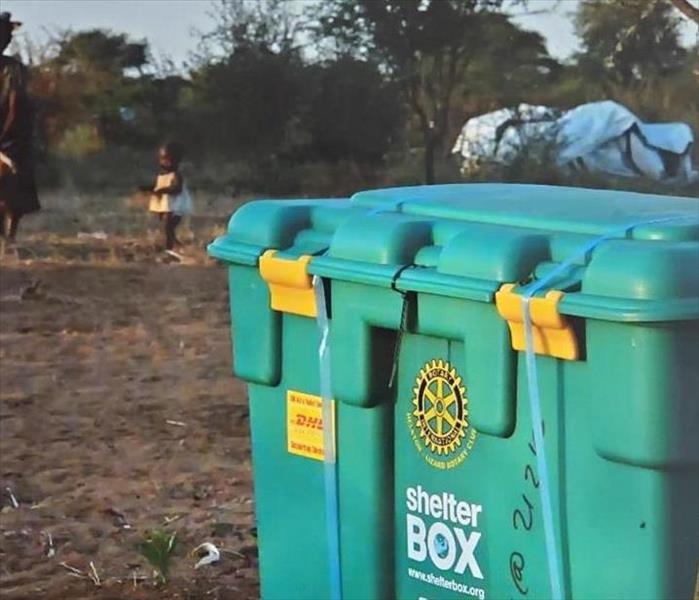 ShelterBox Disaster Relief Emergency Box
