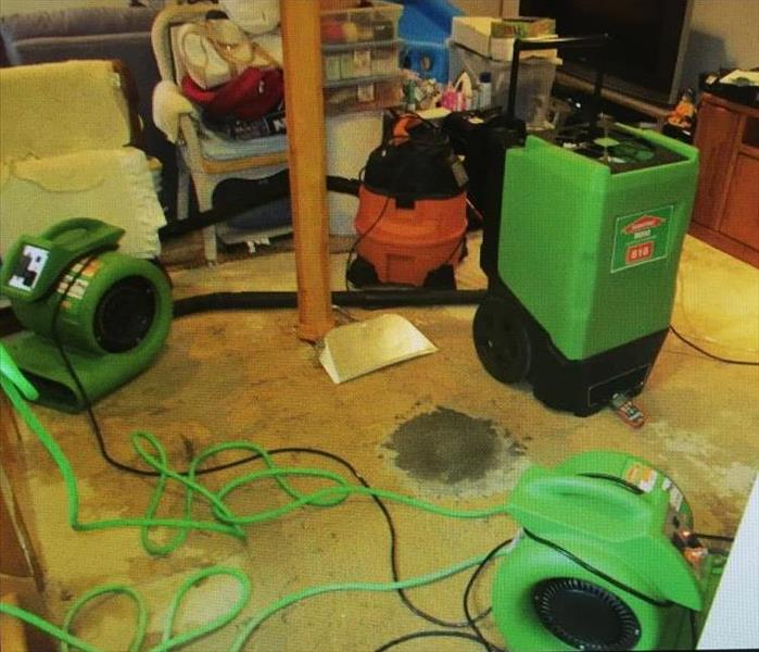 Water Heater Burst in Toms River, NJ