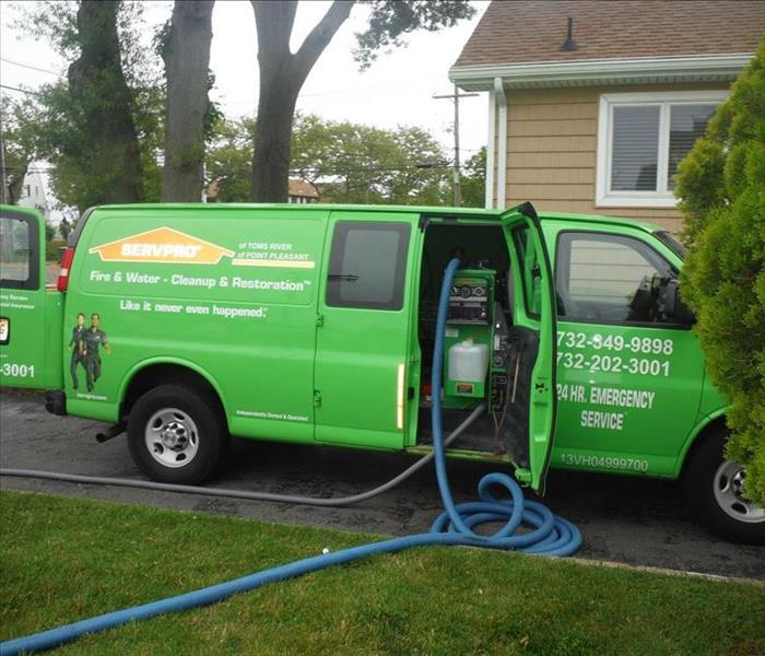SERVPRO of Toms River Sewage Cleanup