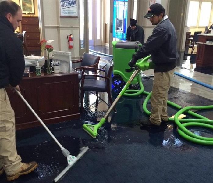 Water Damage Water Damage &  Flooding: How We Can Help