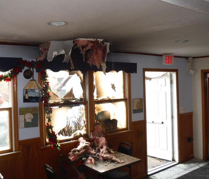 Fire Damage Fire Damage Restoration: What to do After a Fire in Your NJ Home or Business