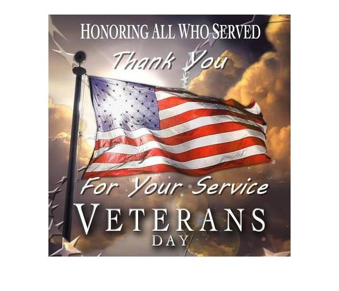 Community Happy Veterans Day November 11, 2017
